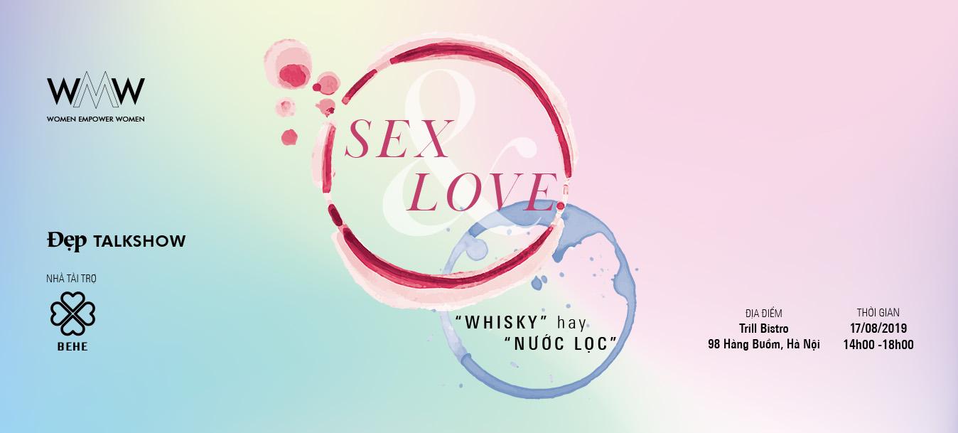 """""""SEX"""" – CHUYỆN DỄ… ĐÙA NHƯNG KHÓ NÓI"""