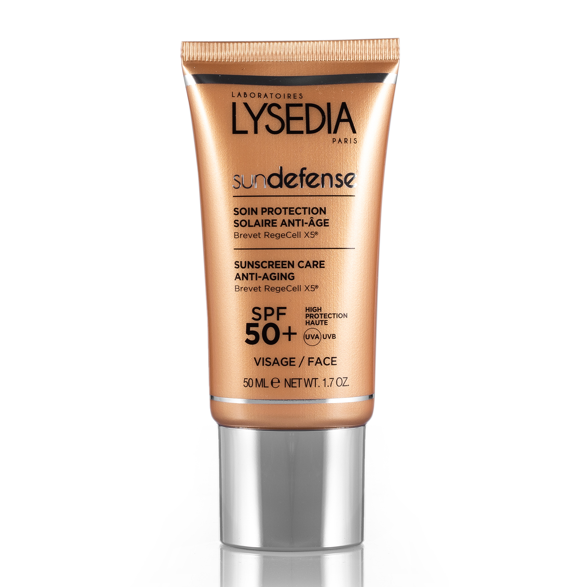 Kem chống nắng Lysedia Sunscreen Anti-Aging SPF50